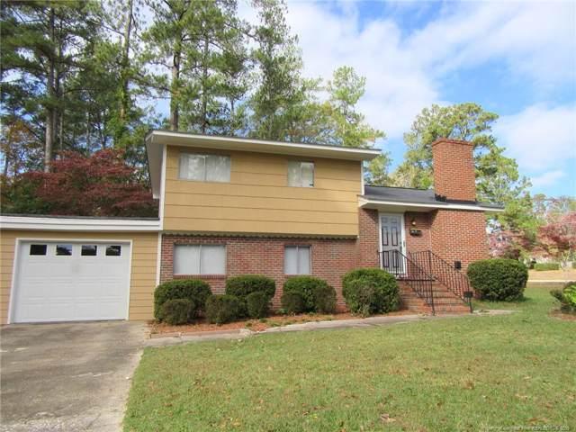 3519 Greenwood Drive, Fayetteville, NC 28311 (MLS #620960) :: Weichert Realtors, On-Site Associates