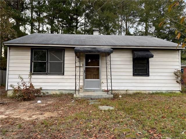 1120 Torrey Drive, Fayetteville, NC 28301 (MLS #620981) :: Weichert Realtors, On-Site Associates