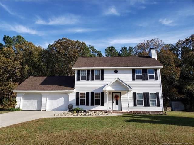 287 Cypress Creek Farm Road, Sanford, NC 27332 (MLS #620983) :: The Rockel Group