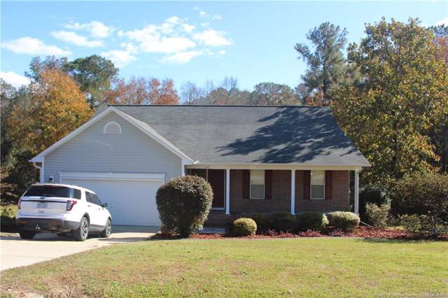 140 Cobblestone Drive, Spring Lake, NC 28390 (MLS #620988) :: Weichert Realtors, On-Site Associates