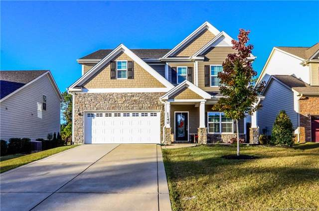 1140 Micahs Way N, Spring Lake, NC 28390 (MLS #620990) :: Weichert Realtors, On-Site Associates