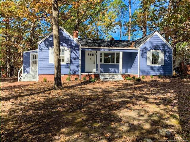 530 W Chisholm Street, Sanford, NC 27330 (MLS #621027) :: Weichert Realtors, On-Site Associates