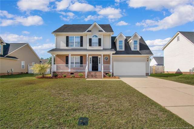 4048 William Bill Luther Drive, Hope Mills, NC 28348 (MLS #621046) :: The Rockel Group