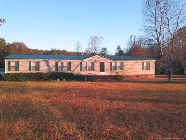 7801 Debra Way, LAUREL HILL, NC 28351 (MLS #621065) :: The Rockel Group