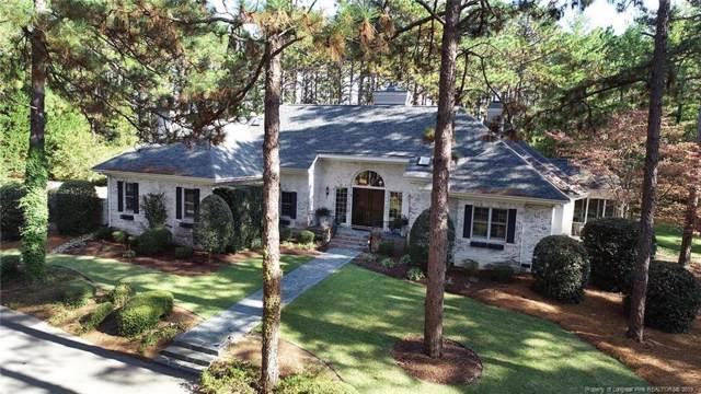 55 Pine Valley Circle, Pinehurst, NC 28374 (MLS #621093) :: The Rockel Group