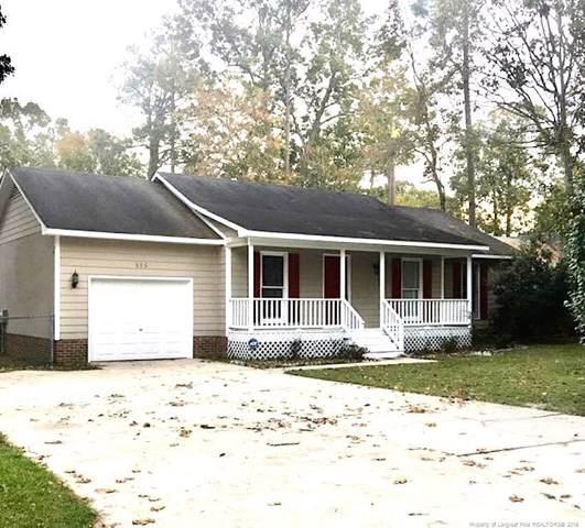6801 Garland Drive, Fayetteville, NC 28314 (MLS #621134) :: Weichert Realtors, On-Site Associates