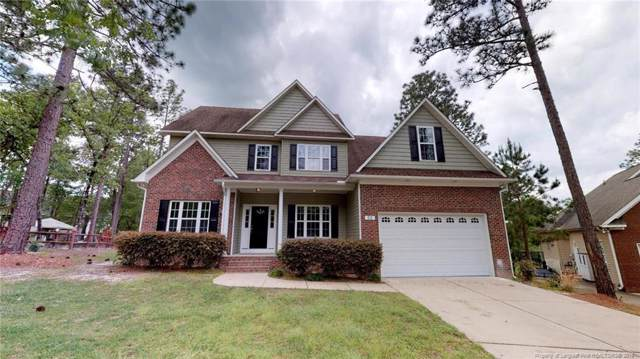 55 Magnolia Court, Sanford, NC 27332 (MLS #621135) :: Weichert Realtors, On-Site Associates