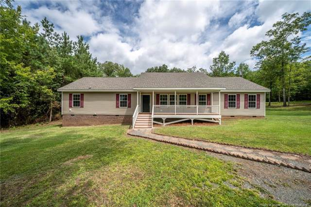 622 Lanier Farm Road, Sanford, NC 27330 (MLS #621141) :: Weichert Realtors, On-Site Associates