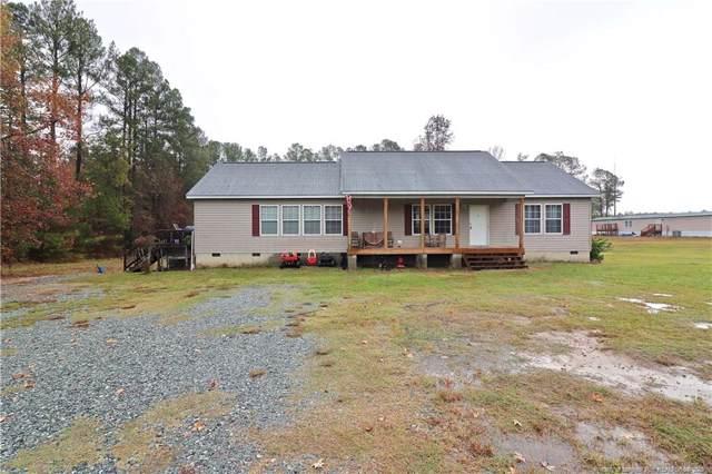 2694 Cypress Church Road, Cameron, NC 28326 (MLS #621142) :: Weichert Realtors, On-Site Associates