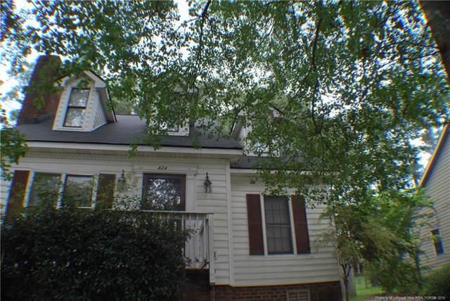 824 Hilton Drive, Fayetteville, NC 28311 (MLS #621155) :: Weichert Realtors, On-Site Associates
