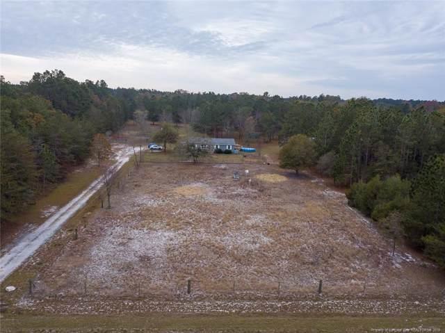 11742 Ludhornee Road, Roseboro, NC 28382 (MLS #621157) :: Weichert Realtors, On-Site Associates
