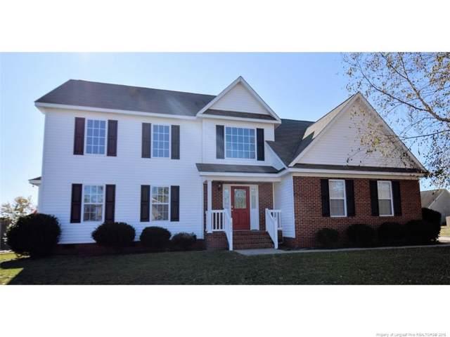 5743 Gentleman Drive, Hope Mills, NC 28348 (MLS #621166) :: Weichert Realtors, On-Site Associates
