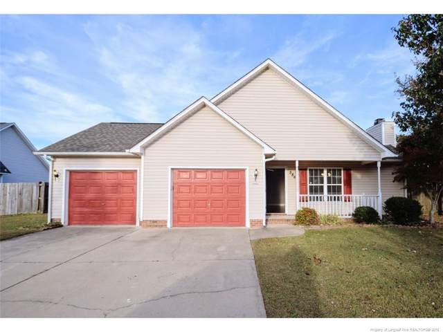 586 S Buckeye Drive, Raeford, NC 28376 (MLS #621169) :: Weichert Realtors, On-Site Associates