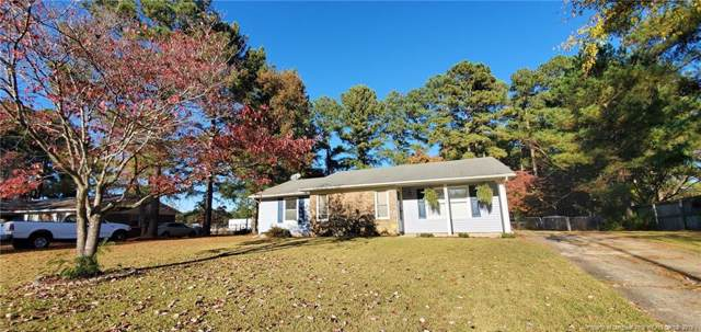 3516 Torbay Drive, Fayetteville, NC 28311 (MLS #621181) :: Weichert Realtors, On-Site Associates