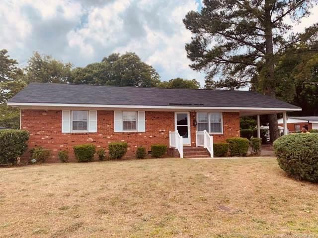 710 E Granville Street, Dunn, NC 28334 (MLS #621186) :: The Rockel Group