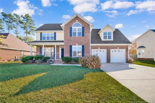 2731 Bardolino Drive, Fayetteville, NC 28306 (MLS #621194) :: Weichert Realtors, On-Site Associates