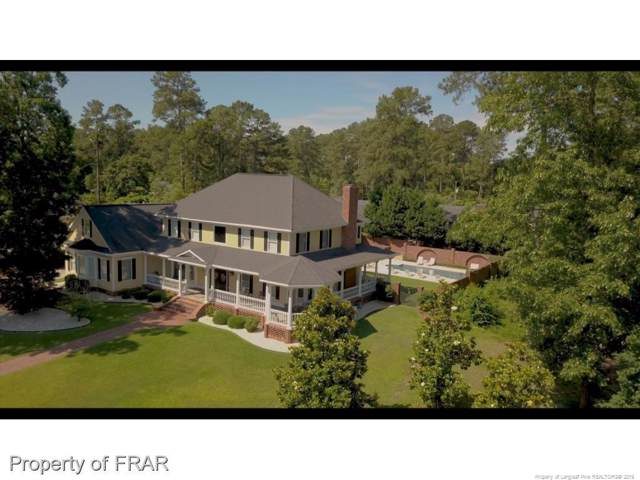 300 Forest Creek Drive, Fayetteville, NC 28303 (MLS #621196) :: Weichert Realtors, On-Site Associates