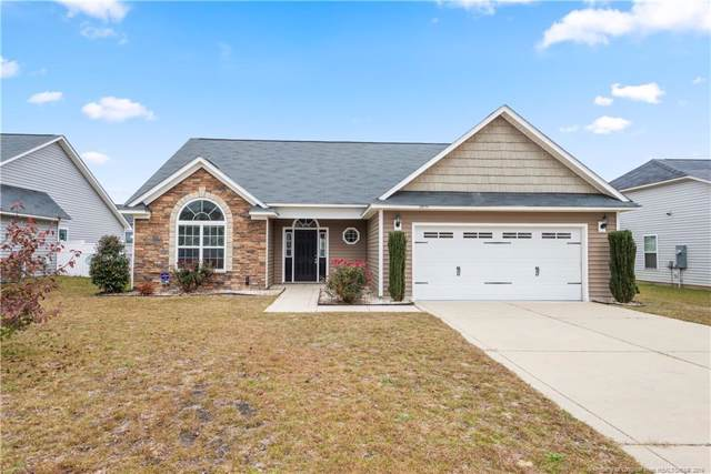 2651 Green Heron Drive, Fayetteville, NC 28306 (MLS #621213) :: Weichert Realtors, On-Site Associates