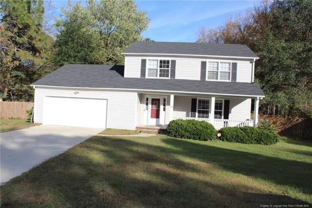5416 Mallard Court, Fayetteville, NC 28311 (MLS #621217) :: The Rockel Group