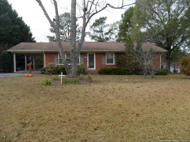 810 S Parrish Street, Lillington, NC 27546 (MLS #621219) :: Weichert Realtors, On-Site Associates