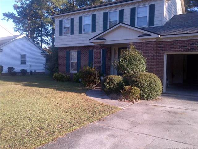 625 Tanglewood Drive, Fayetteville, NC 28311 (MLS #621222) :: The Rockel Group
