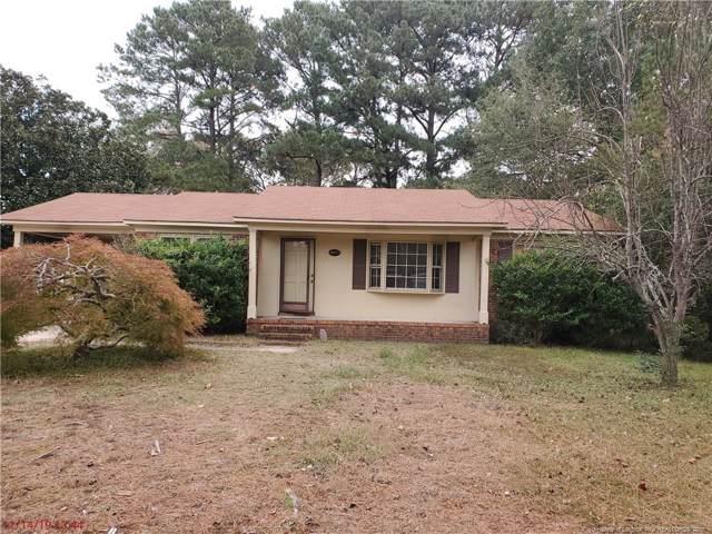 4853 Hurley Drive, Fayetteville, NC 28304 (MLS #621236) :: Weichert Realtors, On-Site Associates