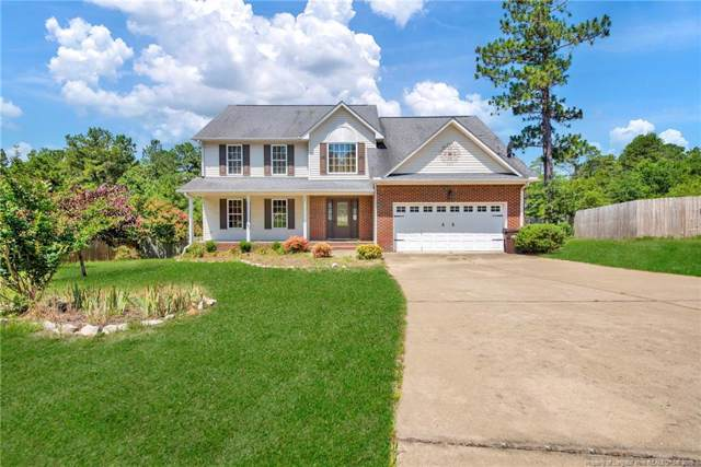 108 Monarch Court, Cameron, NC 28326 (MLS #621254) :: The Rockel Group