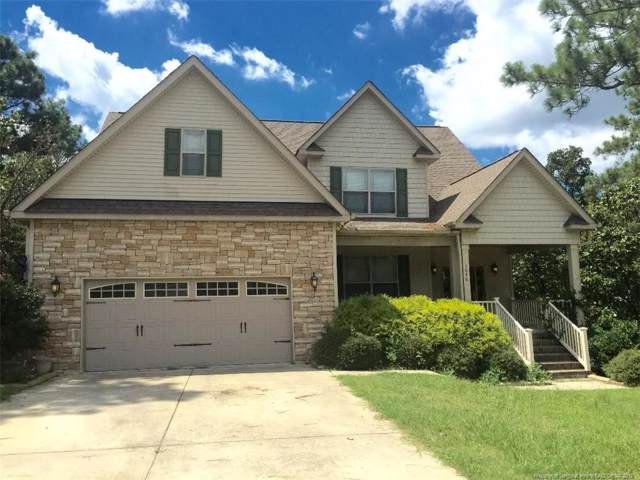 1046 Coachman Way, Sanford, NC 27332 (MLS #621276) :: Weichert Realtors, On-Site Associates