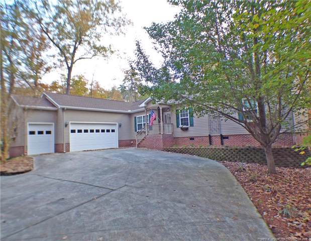 6095 Dunes Drive, Sanford, NC 27332 (MLS #621283) :: Weichert Realtors, On-Site Associates