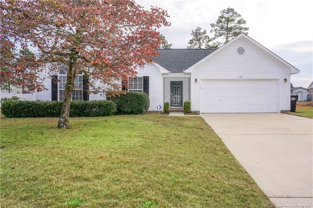 179 Independence Drive, Raeford, NC 28376 (MLS #621303) :: Weichert Realtors, On-Site Associates