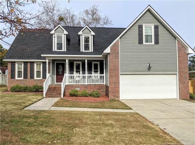 7628 Shillinglaw Circle, Fayetteville, NC 28314 (MLS #621309) :: Weichert Realtors, On-Site Associates