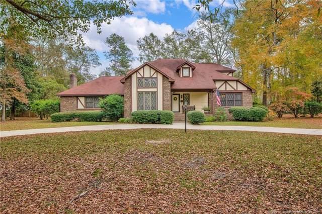 106 Huntingdon Drive, Red Springs, NC 28377 (MLS #621362) :: Weichert Realtors, On-Site Associates