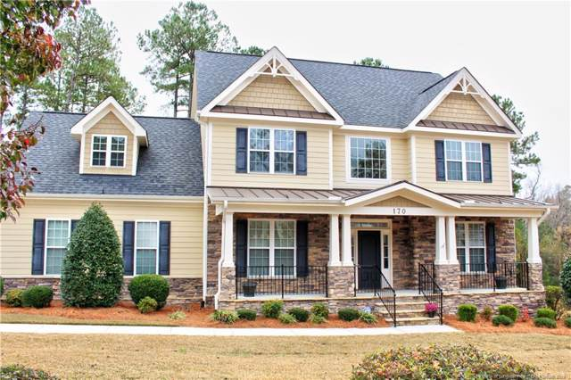 170 Valley Pine Circle, Spring Lake, NC 28390 (MLS #621366) :: Weichert Realtors, On-Site Associates