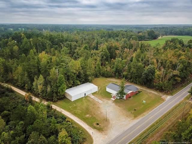 4091 Lemon Springs Road, Sanford, NC 27332 (MLS #621460) :: Weichert Realtors, On-Site Associates