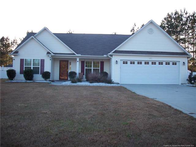221 Eastwind Drive, Lumberton, NC 28358 (MLS #621499) :: Weichert Realtors, On-Site Associates