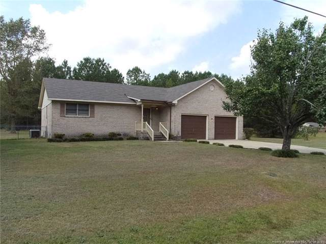 1427 Blue Road, Parkton, NC 28371 (MLS #621500) :: Weichert Realtors, On-Site Associates