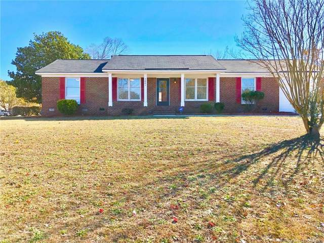 5801 Lake Villa Drive Drive, Fayetteville, NC 28304 (MLS #621585) :: Weichert Realtors, On-Site Associates