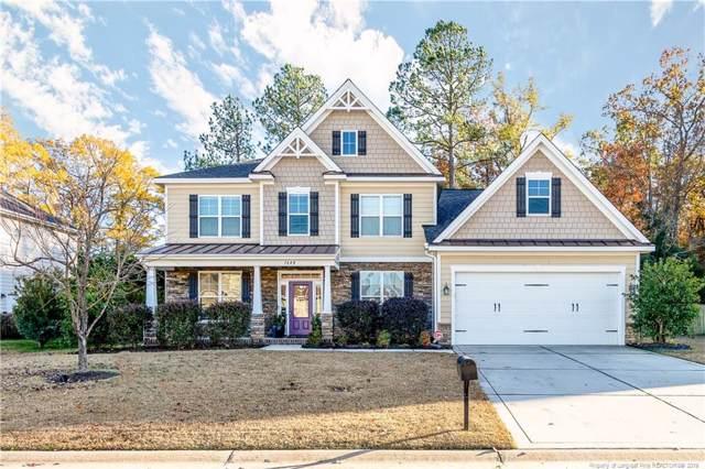 1640 Cape Point Drive, Fayetteville, NC 28312 (MLS #621623) :: Weichert Realtors, On-Site Associates