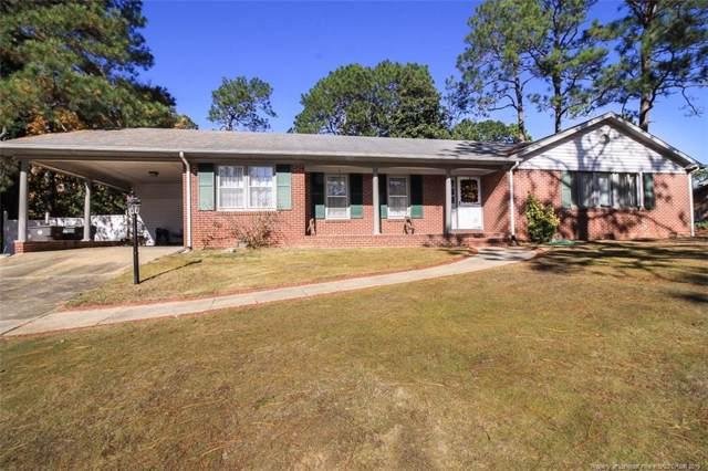 2610 Colgate Drive, Fayetteville, NC 28304 (MLS #621640) :: Weichert Realtors, On-Site Associates