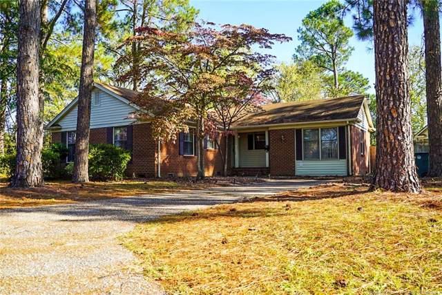 5420 Sandstone Drive, Fayetteville, NC 28311 (MLS #621669) :: Weichert Realtors, On-Site Associates