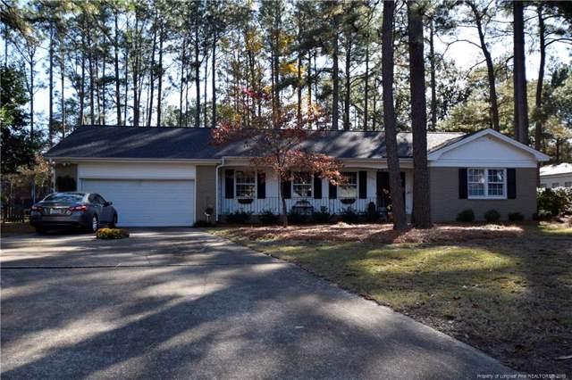1702 Hatherleigh Place, Fayetteville, NC 28304 (MLS #621710) :: Weichert Realtors, On-Site Associates