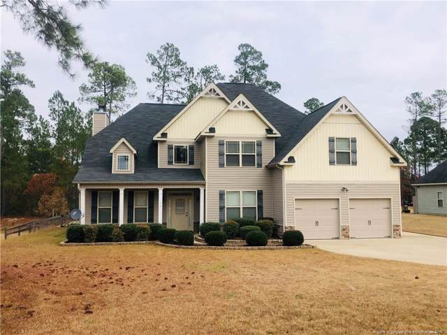 79 Baystone Drive, Sanford, NC 27332 (MLS #621729) :: Weichert Realtors, On-Site Associates