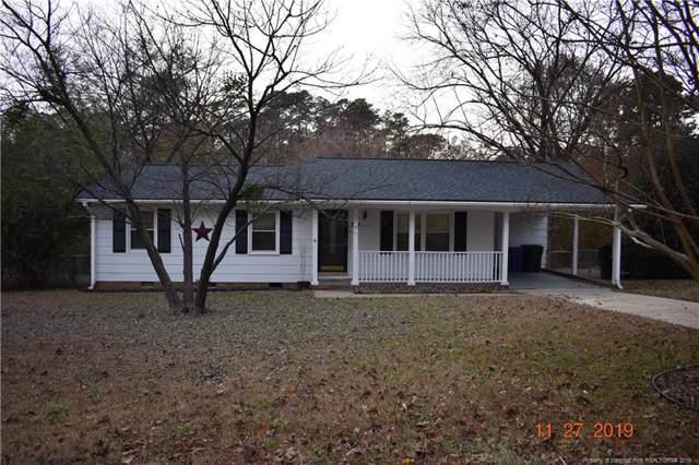 206 Murray Fork Drive, Fayetteville, NC 28314 (MLS #621733) :: Weichert Realtors, On-Site Associates