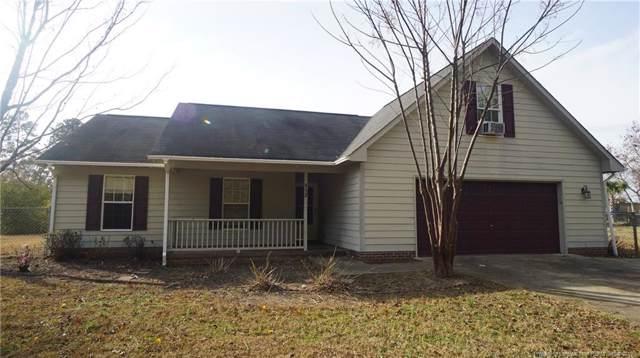 852 N Parker Church Road, Raeford, NC 28376 (MLS #621735) :: Weichert Realtors, On-Site Associates