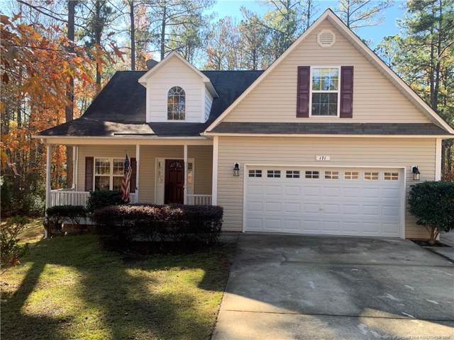 171 Lakeforest Trail, Sanford, NC 27332 (MLS #621748) :: Weichert Realtors, On-Site Associates