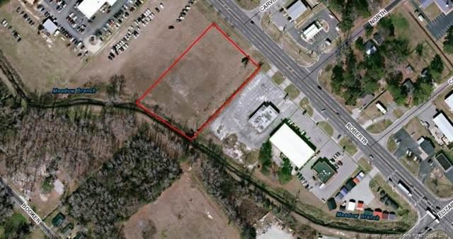 Roberts Avenue, Lumberton, NC 28358 (MLS #621761) :: Weichert Realtors, On-Site Associates