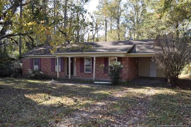 427 College Drive, Raeford, NC 28376 (MLS #621810) :: Weichert Realtors, On-Site Associates