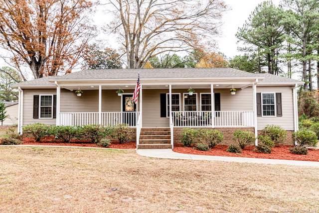 217 Winterlocken Drive, Sanford, NC 27330 (MLS #621814) :: Weichert Realtors, On-Site Associates