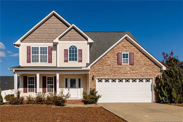25 Trenton Place, Cameron, NC 28326 (MLS #621821) :: Weichert Realtors, On-Site Associates