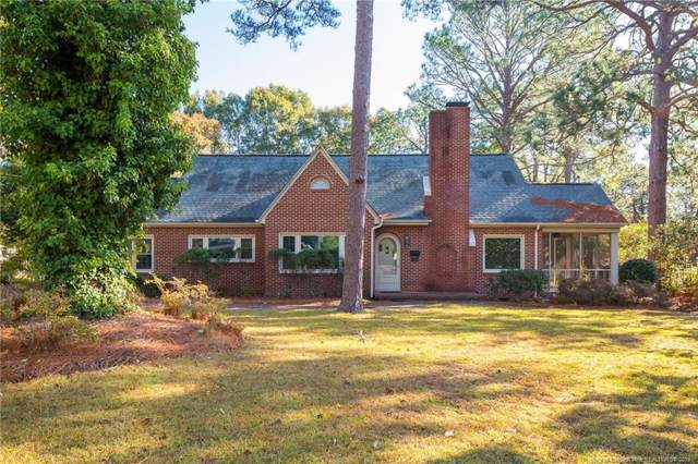 313 Circle Drive, Fayetteville, NC 28305 (MLS #621832) :: Weichert Realtors, On-Site Associates